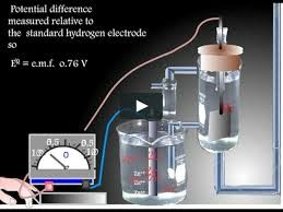 Teaching Standard hydrogen electrode