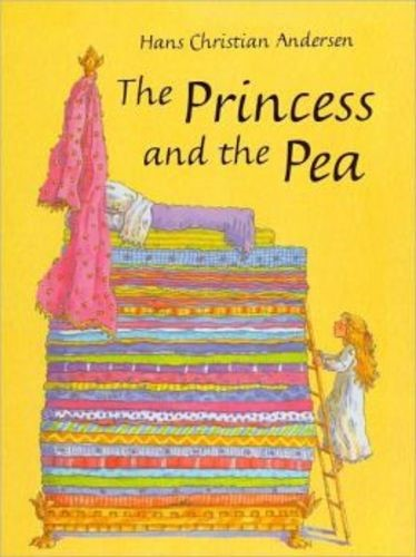 Teaching The Princess and the Pea