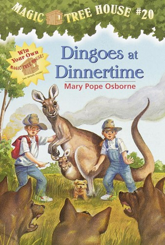 Magic Tree House® #20: Dingoes at Dinnertime
