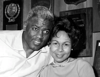 Teaching How Jackie Robinson's wife, Rachel, helped him break baseball's color line