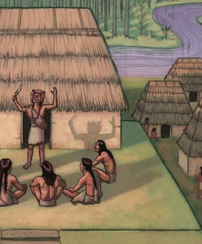 Teaching After the Mound Builders