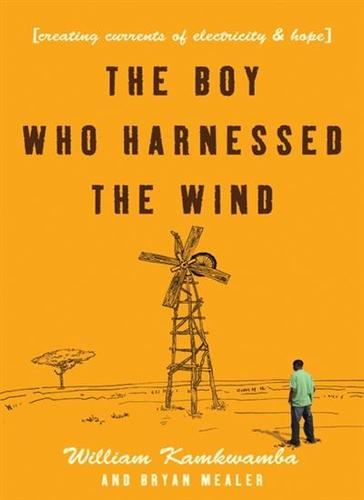 Teaching The Boy Who Harnessed the Wind