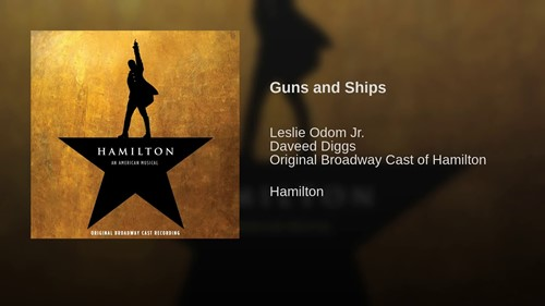 "Teaching ""Guns and Ships"" from Hamilton [video]"