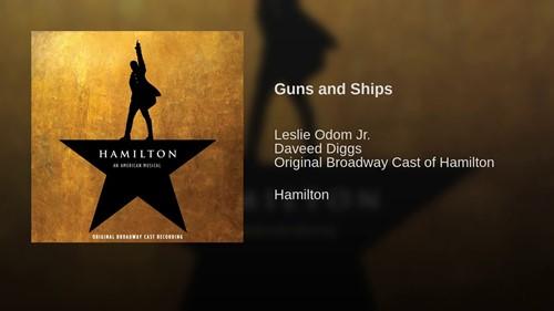 """Guns and Ships"" from Hamilton [video]"