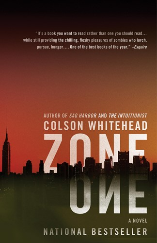 Zone One: A Novel