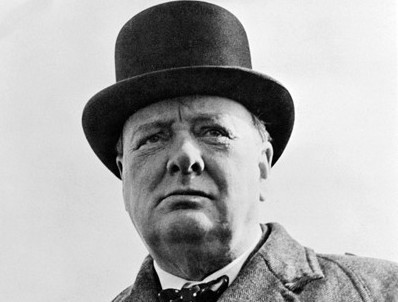 Aliens are probably out there, according to Winston Churchill