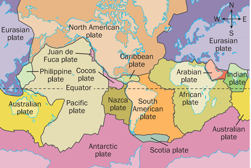 Teaching Earth's Shifting Pieces