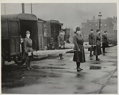 Teaching How the Devastating 1918 Flu Pandemic Helped Advance US Women's Rights