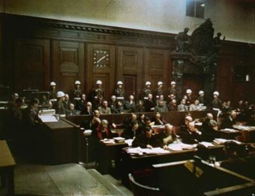 Teaching Combating Holocaust Denial: Evidence of the Holocaust presented at Nuremberg