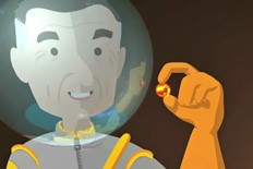 Just How Small is an Atom? [video]
