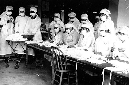 "Teaching 8 misconceptions about the 1918 flu, the ""greatest pandemic in history"""