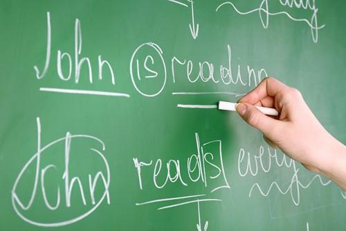 Teaching Why Does Grammar Matter?