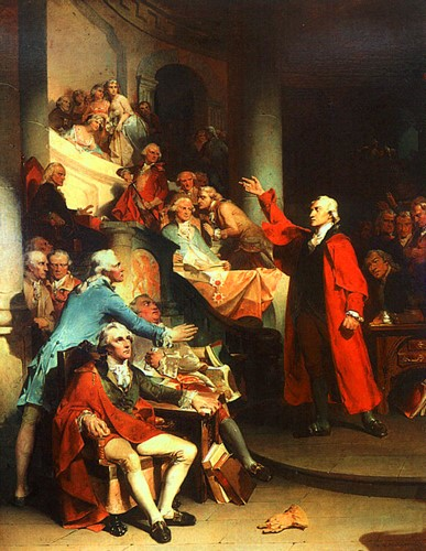 "Teaching EXCERPT: Speech to 2nd Virginia Convention, ""Give me liberty, or give me death!""(1775)"