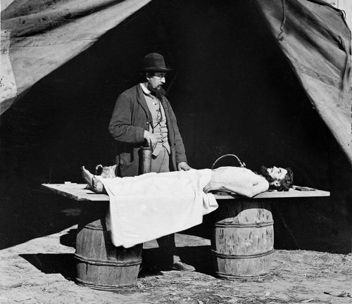 Teaching How Lincoln's embrace of embalming birthed the American funeral industry