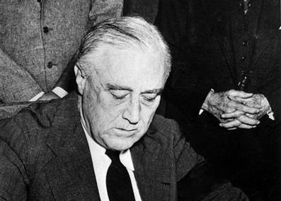 Declaration of war on Japan