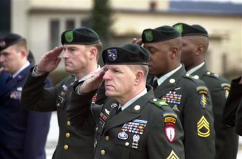 Teaching Ballad of the Green Beret