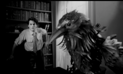 Edgar Allan Poe's The Raven [video]