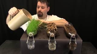 Teaching Erosion and soil demonstration [video]