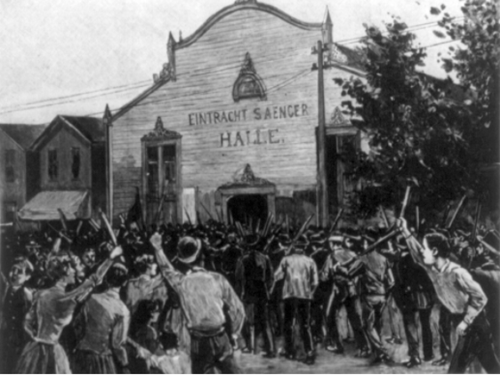 Teaching DBQ: The Industrial Era in America