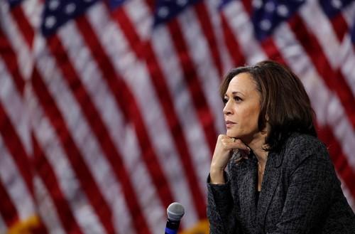 Teaching Kamala Harris makes history as Joe Biden's running mate