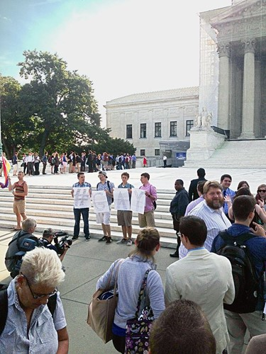 Marriage Equality and the Courts
