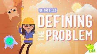 Teaching Defining a problem [video]