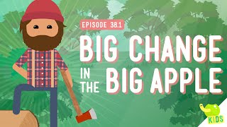 Teaching Big Changes in the Big Apple [video]