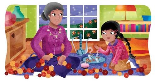Teaching Lilu's Bright Diwali