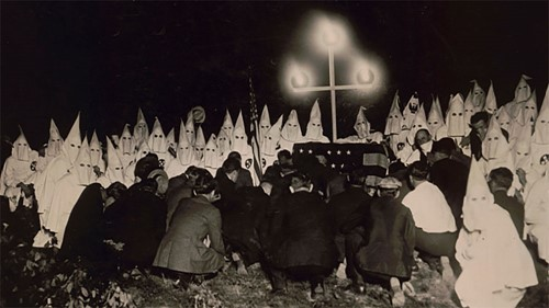 Teaching Rebirth of the Ku Klux Klan (KKK)