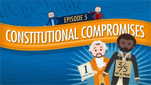 Teaching Review: Constitutional Compromises [video]
