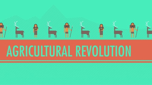 Teaching Review: The Agricultural Revolution [video]