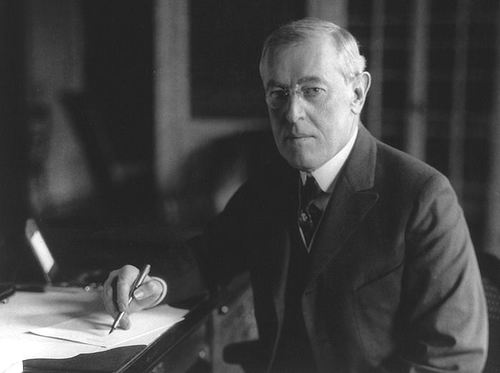 President Woodrow Wilson's 14 Points (1918)