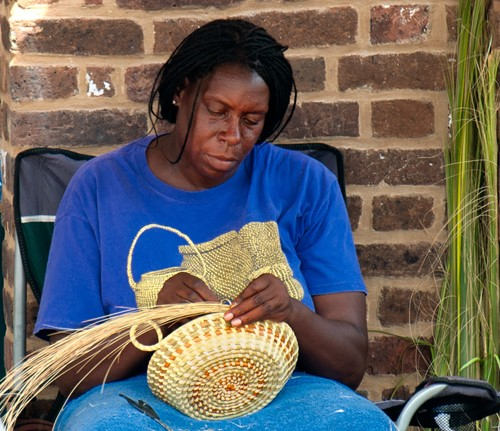 Teaching The Gullah people are trying to preserve their culture
