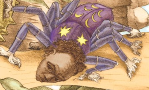 Teaching Anansi and the Farmers: A Legend from Africa