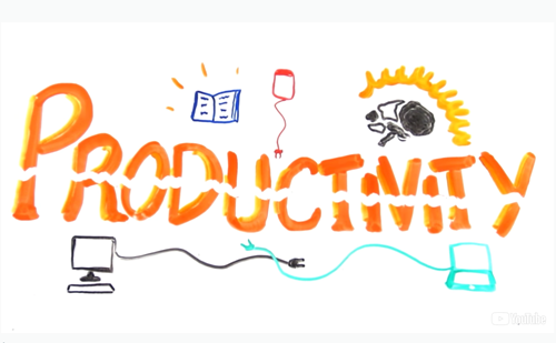 Teaching The Science of Productivity [video]