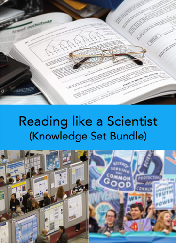 Teaching Reading like a scientist