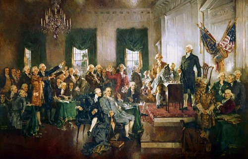 Teaching The Constitutional Convention