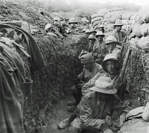 Teaching What was life like in the trenches? [video]