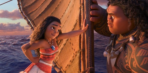 Teaching Moana fulfills Disney's long journey from timid princess to empowered working woman