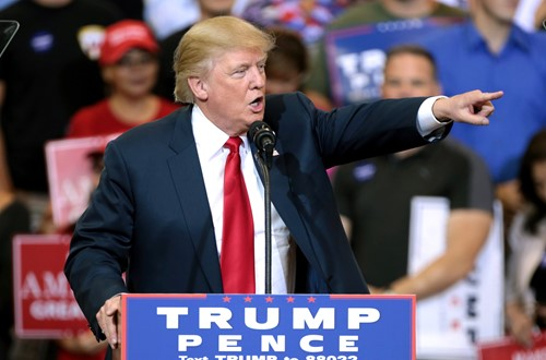 Teaching Where does Donald Trump stand on key issues?