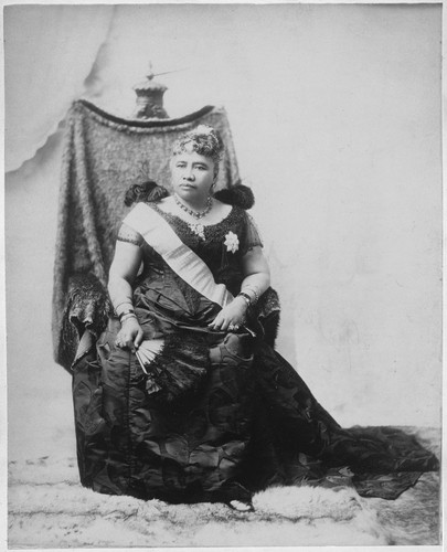 Queen Liliuokalani's Letter of Protest to McKinley