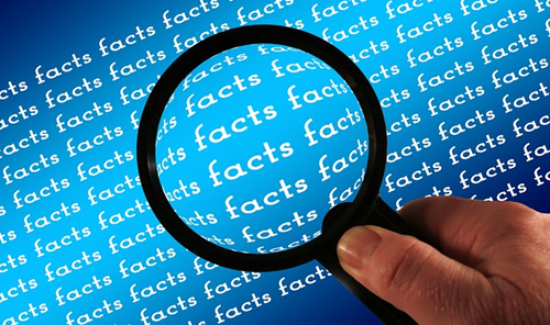 Teaching Why you stink at fact-checking