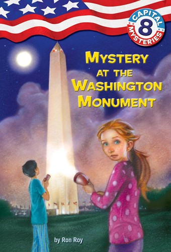 Capital Mysteries 8: Mystery at the Washington Monument