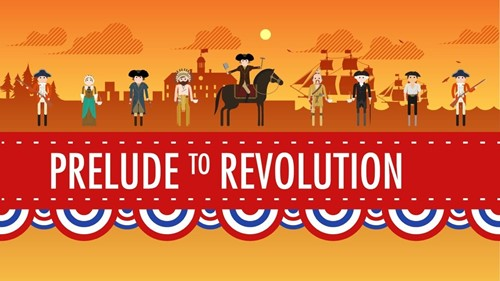 Review: Causes of American Revolution [video]