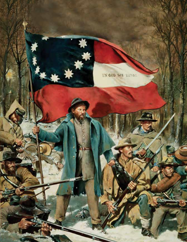 Teaching Confederate Problems Mount