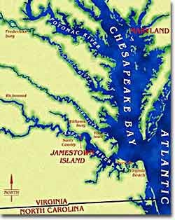 """Jamestown Settlement and the """"Starving Time"""""""