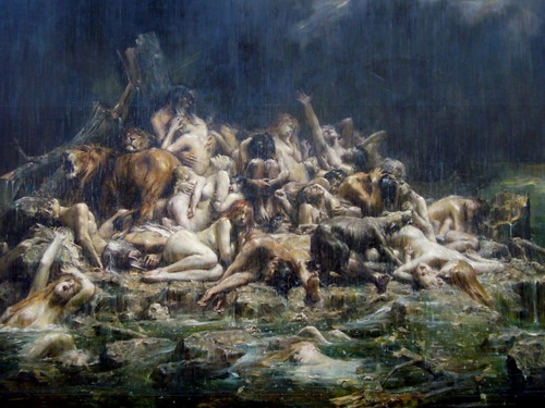 Scientists Examine The Great Floods of Ancient Myths
