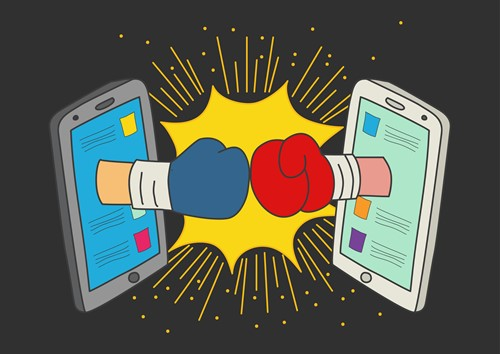 Teaching How Social Media Turns Arguments Between Teens Into Violence