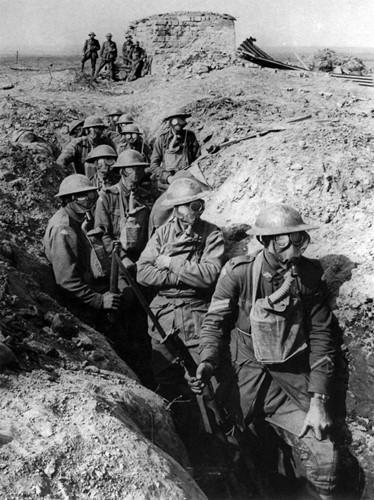 New technology in World War I