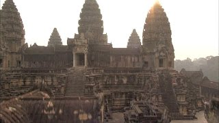 Teaching How is Angkor Wat Still Standing Today?